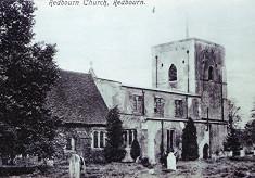 Redbourn Church Buildings