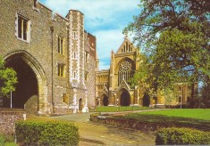 Royal Charter making St. Albans a City