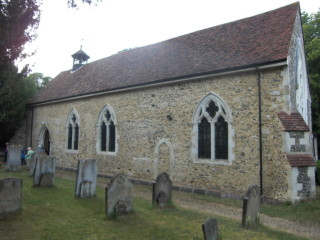 The Chapel of St. Mary at St. Margaret's