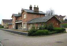 St Albans Railway