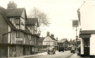 St Andrews St, Hertford, 1953 | Hertfordshire Archive and Local Studies