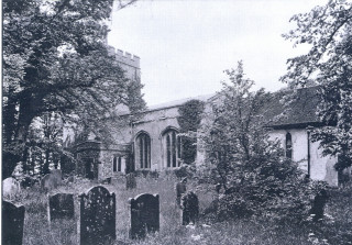 St Bartholomew's Church, Layston | Hertfordshire Archives & Local Studies