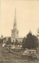 St Mary's, Hemel Hempstead | Hertfordshire Archives & Local Studies