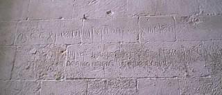 Black Graffiti, St Mary's church | David Short