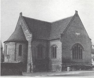 St Peter's Church, Buntingford | Hertfordshire Archives & Local Studies