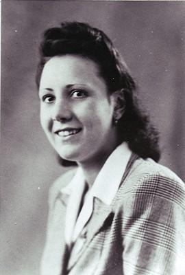 Stella Williamson, c.1950 | Geoff Webb