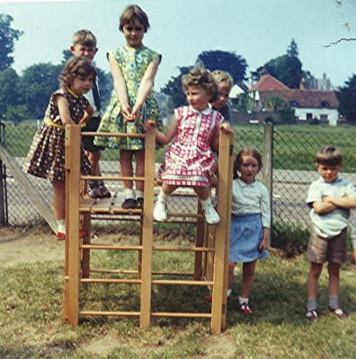 Infant School Annexe Group | Photograph donated by the late Flora Humm