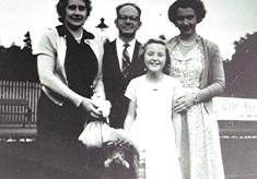 The Stratton family