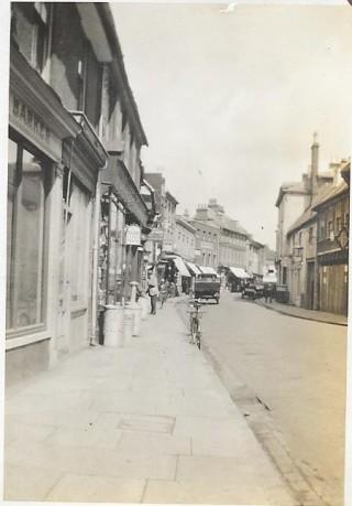 Sun Street around 1930 | H S Ayto