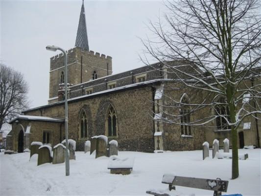 Great St Marys Church, Sawbridgeworth   Susi Smith