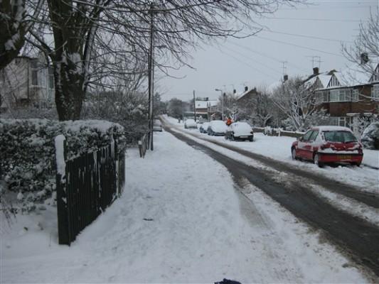 Sheering Mill Lane, Sawbridgeworth   Susi Smith