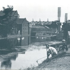 The bridge at Ware | Hertfordshire Archives and Local Studies