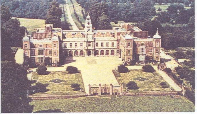 Hatfield House | Hertfordshire Archives and Local Studies