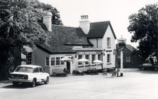 The Two Brewers, Northaw | Hertfordshire Archives and Local Studies