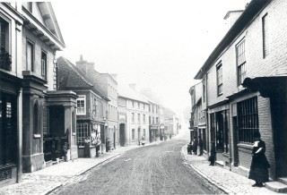Tring, at the time of the poor relief | Hertfordshire Archives and Local Studies