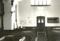 Renovations of St. Peter's Church, Buntingford