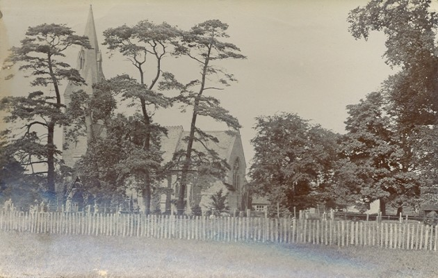 Unidentified Church | Hertfordshire Archives & Local Studies