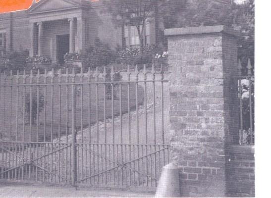 Ware Union Workhouse, Collett Road c1930 | HALS