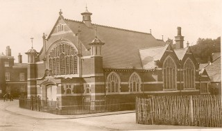 Hertford Baptist Chapel | Hertfordshire Archives & Local Studies