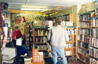 Borrowers using the Bell Row Library