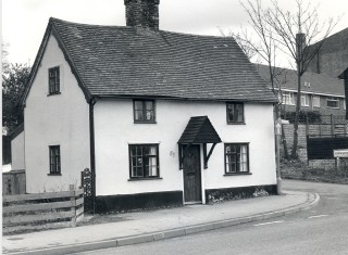 No 83 The High Street. We are unable to say who was living here on census night as the houses had no numbers then