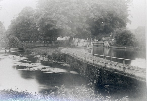 Unidentified Lock | Hertfordshire Archives & Local Studies