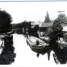 Barges on the River Lea | Hertfordshire Archives and Local Studies