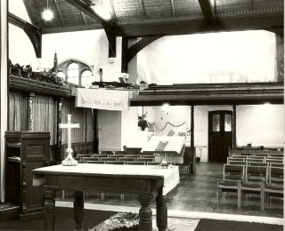 Renovations of St. Peter's Church, Buntingford | M.F.T.