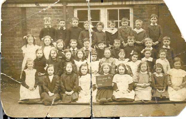 Cheshunt British School 1915