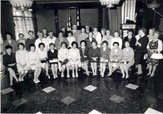 Nurses reunion 1981