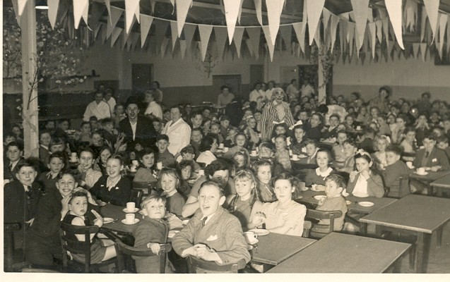 Murex childrens' party c1951