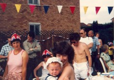 Street party 1981