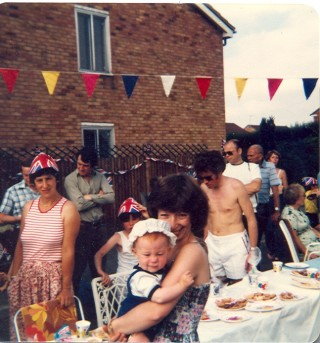 1981 street party | Valerie Riley