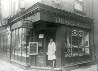 Thistledoo Luncheon and Tearooms 1926 | Hertfordshire Archives and Local Studies