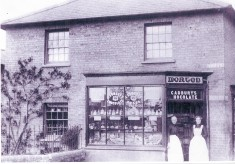 Bakers/Confectioners Shop at No.1 Moor End, Hemel Hempstead.