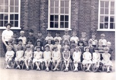 Rye Park Infant School, 1966