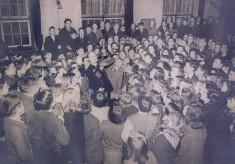 Burford Street School, 1943