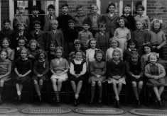 Rye Park Junior School 1948-49 Class 1A