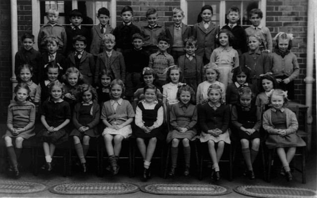 Rye Park Class 1A 1948-49 | School Photo Service