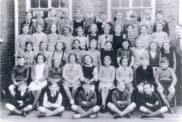 Walton Road Junior School, Hoddesdon | Local Studies Image Collection