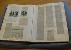 Lord Desborough's Olympic scrapbook