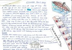 Elizabeth Trew's story