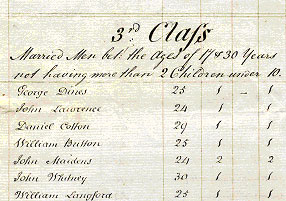 Another detail from the above document | Hertfordshire Archives and Local Studies, Ref: 66987