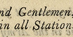 Surrey and Southwark Repertory notice, 1804 | Hertfordshire Archives and Local Studies, Ref: D/P87/18/1