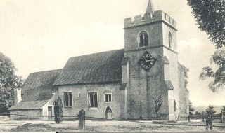 St. Peters church Tewin | Hertfordshire Archives and local studies