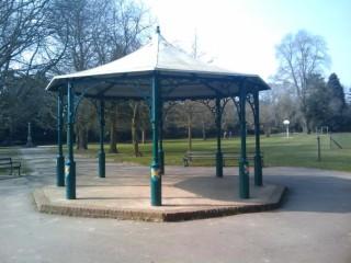 The Clarence Park bandstand | Derek Roft