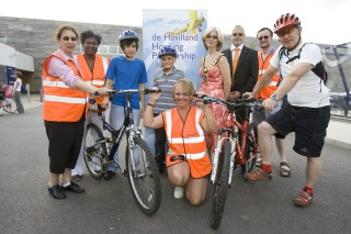 Mayor launches the Tour de Havilland | Not known