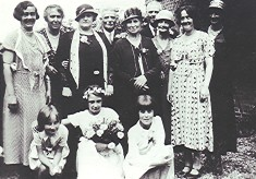 The Taylor and Seabrooke Families