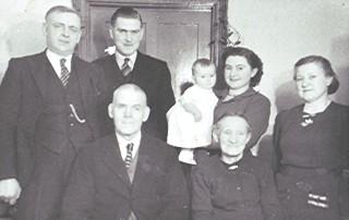 The Taylor family | Geoff Webb