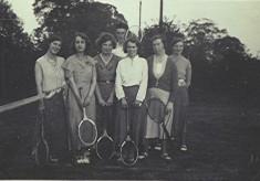 Tennis at Cavan Road
